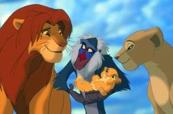 Le roi lion (1995)