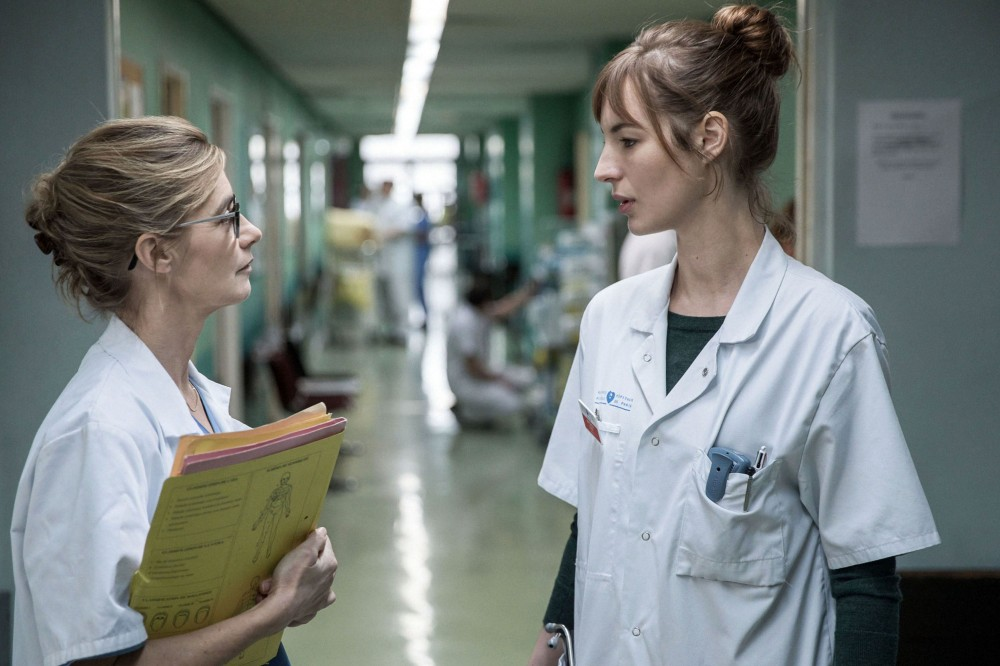 Hippocrate saison 1 (2018)