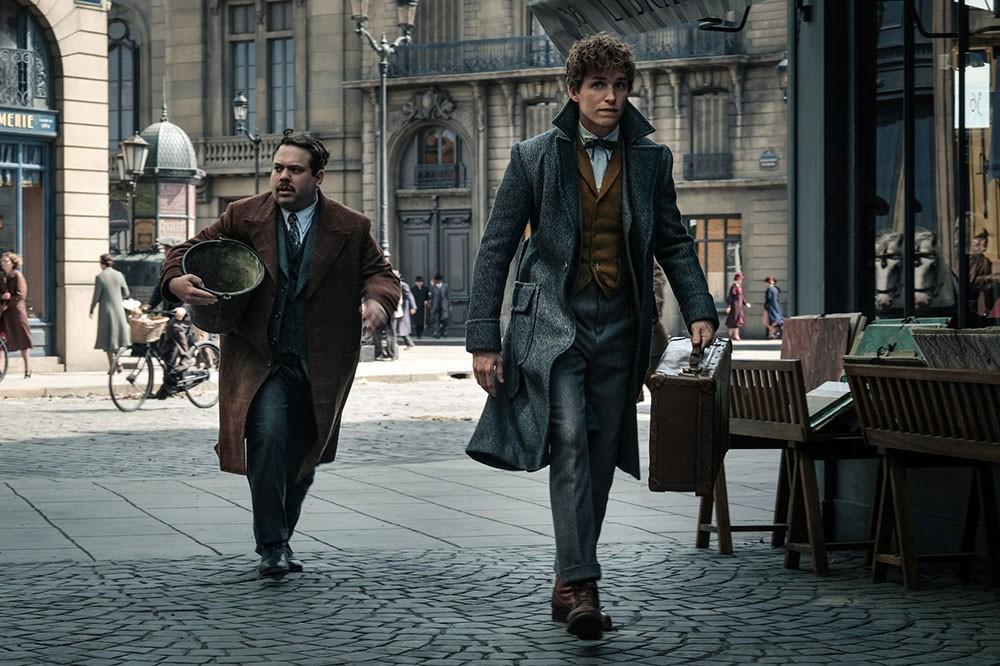 Les animaux fantastiques 2 : les crimes de Grindelwald (2018)
