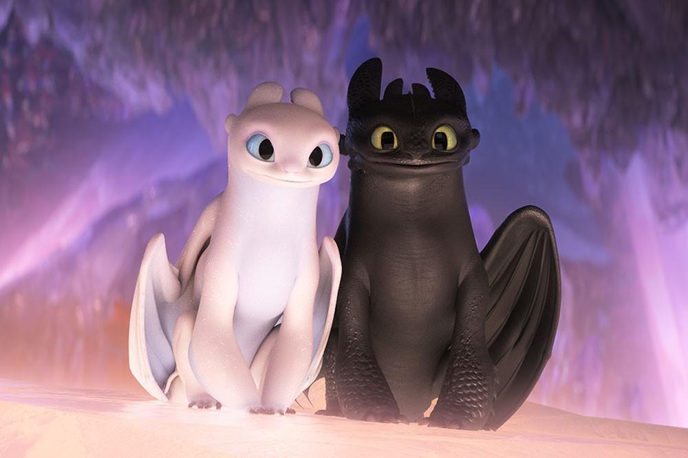 Dragons 3 : le monde caché (2018)