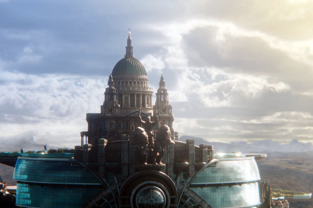 Mortal Engines (2018 )