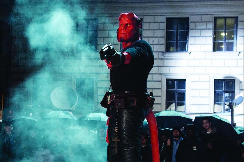 Hellboy 2 : les légions d'or maudites (2008)
