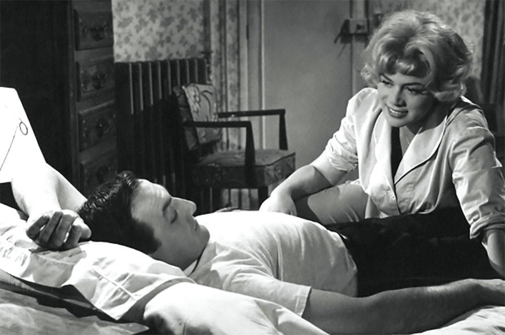 1959 - Pathé Films. Collection Fondation Jérôme Seydoux Pathé. © Robert Joffres. Tous droits réservés