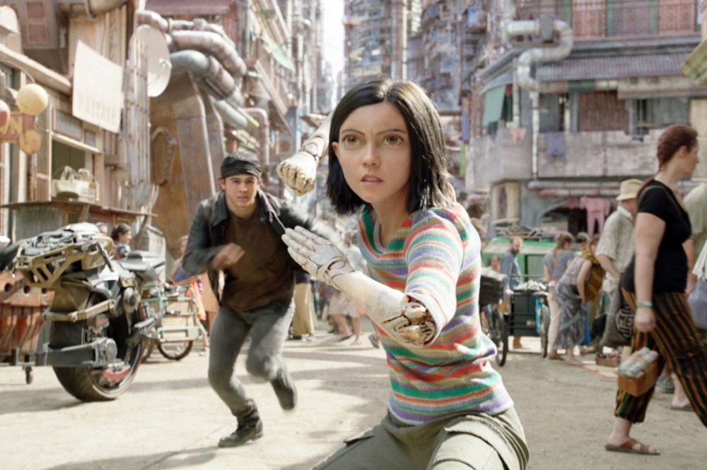 Alita : Battle Angel (2019)