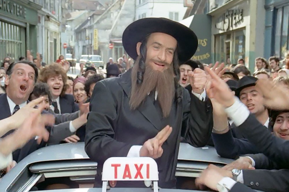 Les aventures de Rabbi Jacob (1973)