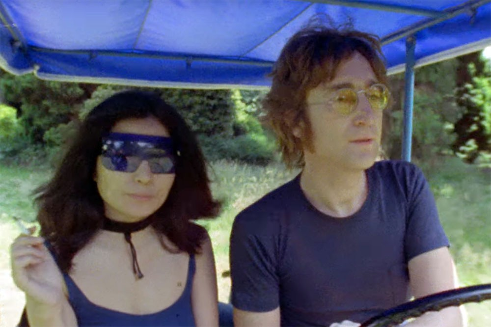John & Yoko : Above Us Only Sky (2019)