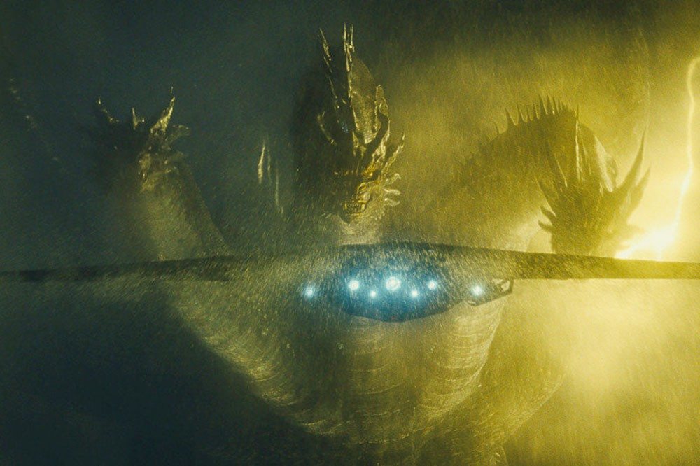 Godzilla 2 roi des monstres (2019)