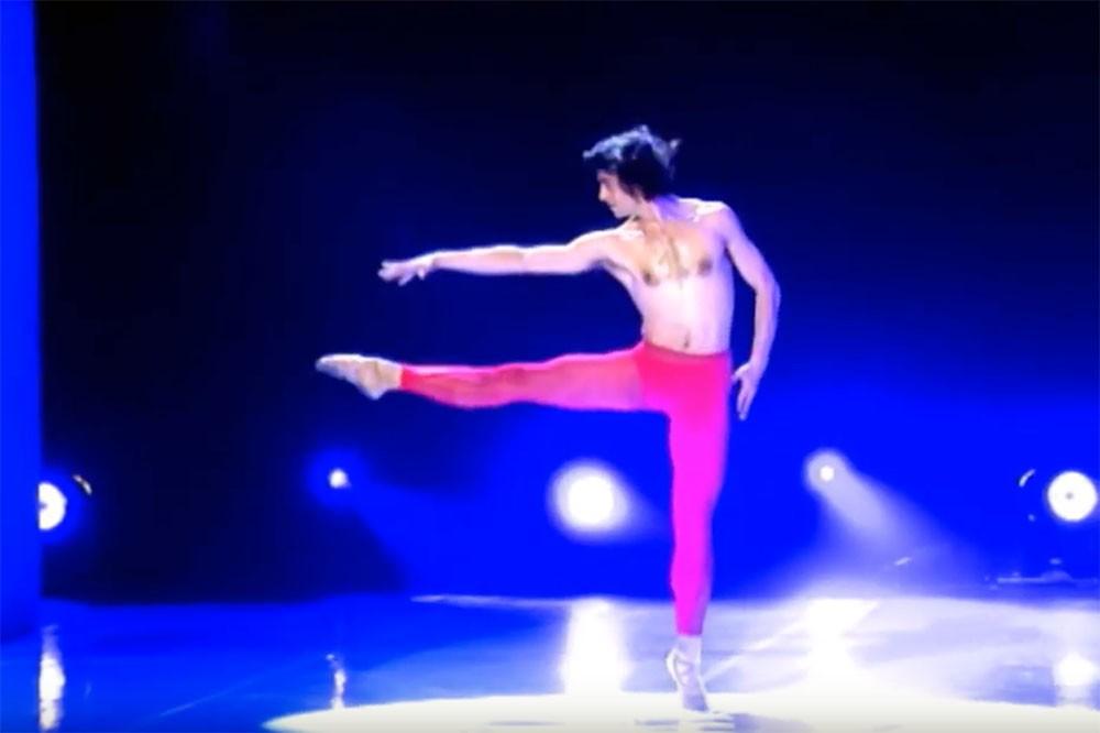 Queen + Béjart : Ballet for Life (2019)