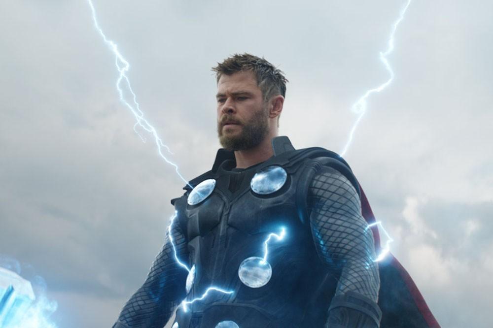Avengers : Endgame (2019)