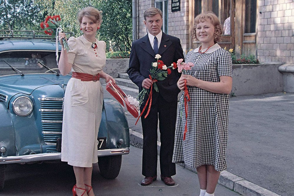 Moscou ne croit pas aux larmes (1980)