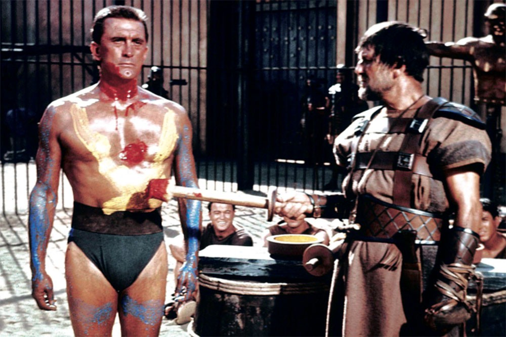 Spartacus (1961)