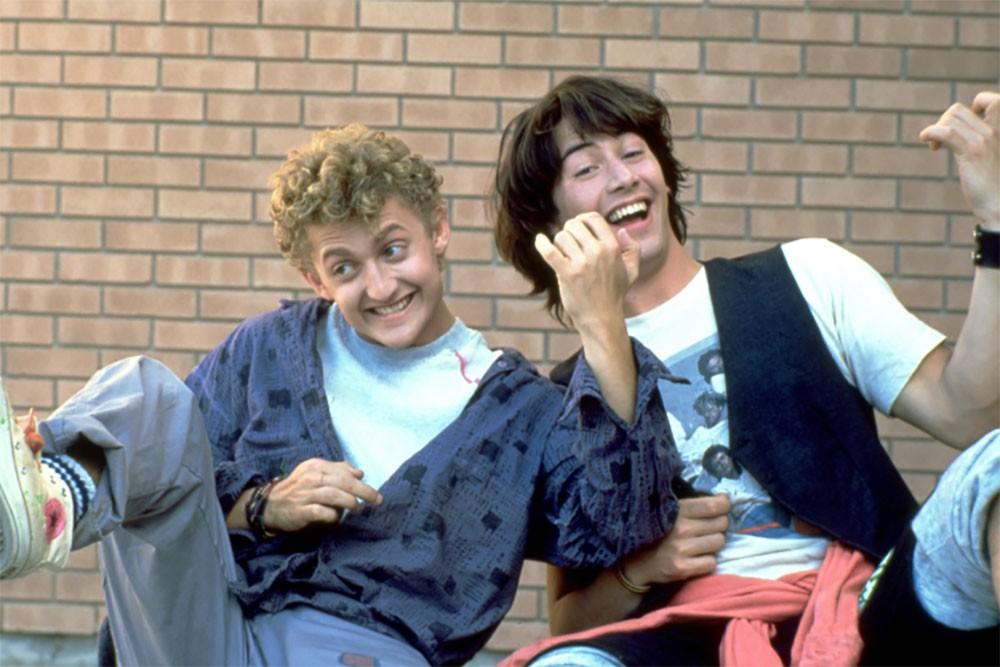 L'excellente aventure de Bill & Ted (1989)