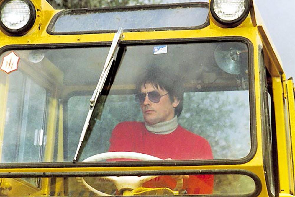 L'homme pressé (1977)