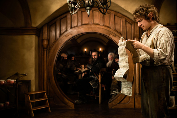 Trilogie Le Hobbit (2012, 2013, 2014)