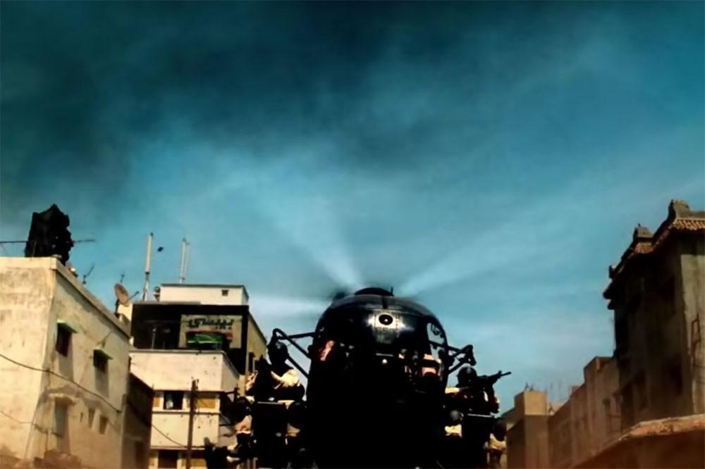 La chute du Faucon Noir (2002)