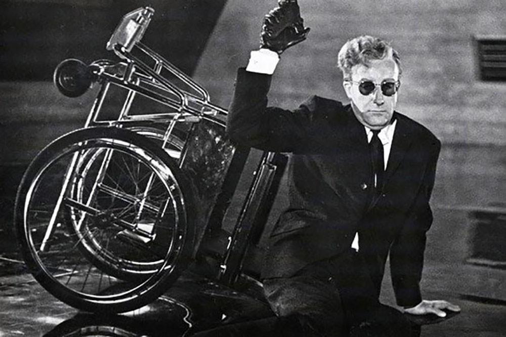 Dr Folamour (1964)