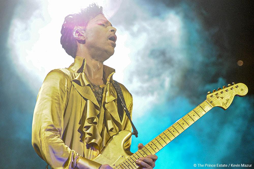 Prince : Welcome 2 America (2021)
