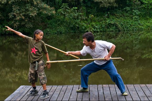 test the karate kid blu