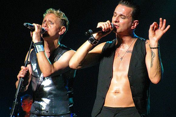 Depeche Mode : Tour of the Universe (2010)