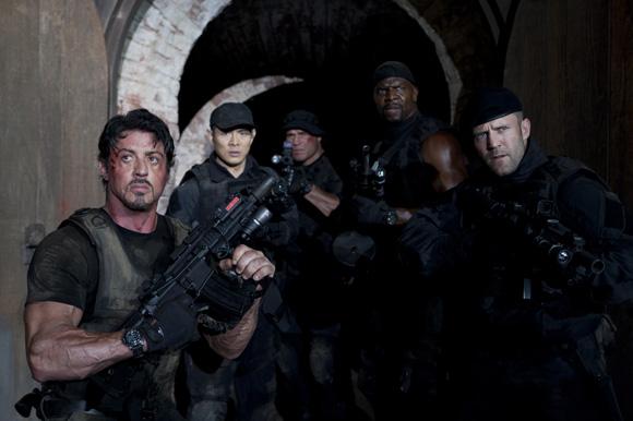 Expendables : unité spéciale (2010)