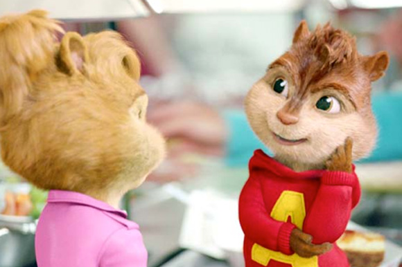 Alvin et les Chipmunks 2 (2009)
