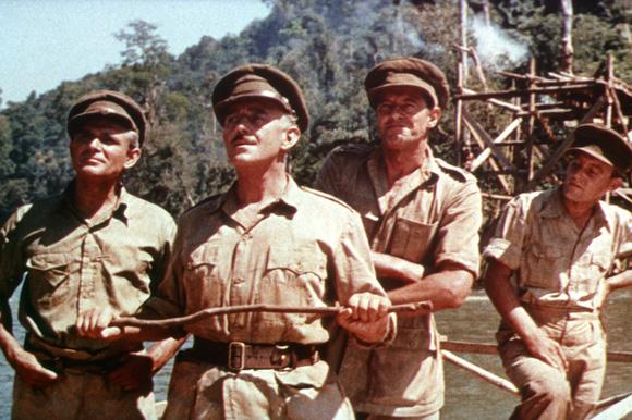 Le pont de la rivière Kwaï (1957)