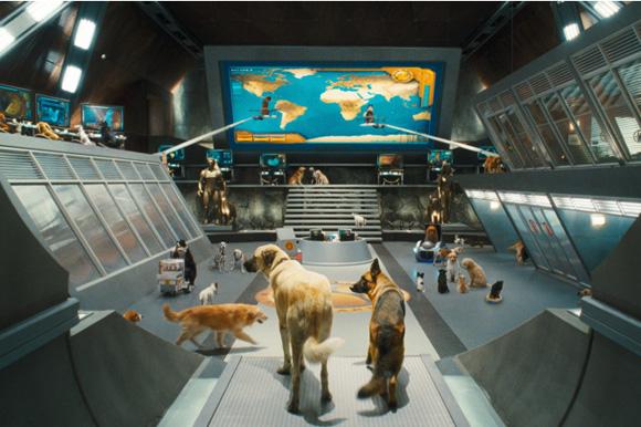 Comme chiens et chats, la revanche de Kitty Galore 3D (2010)