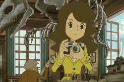 Le professeur Layton et la diva éternelle (2009)
