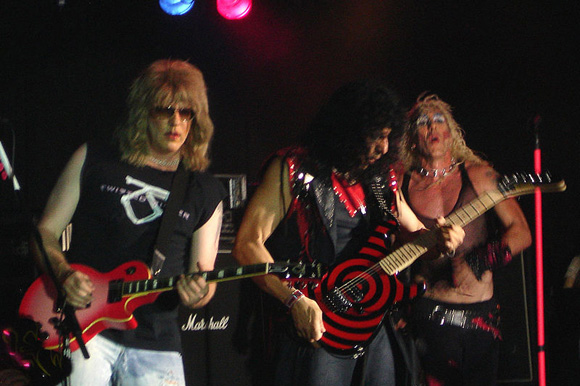 Twisted Sister : Double Live (1982/2001)