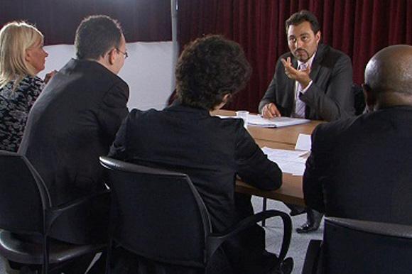 La gueule de l'emploi (2011)
