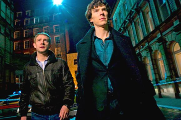 Sherlock saison 2 (2010)