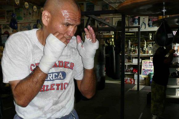 Boxing Gym (2010)