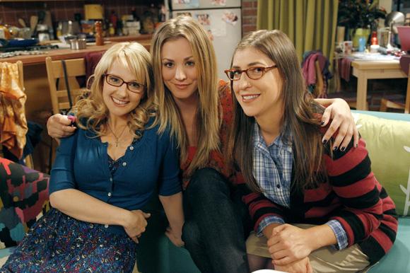 The Big Bang Theory saison 5 (2011)
