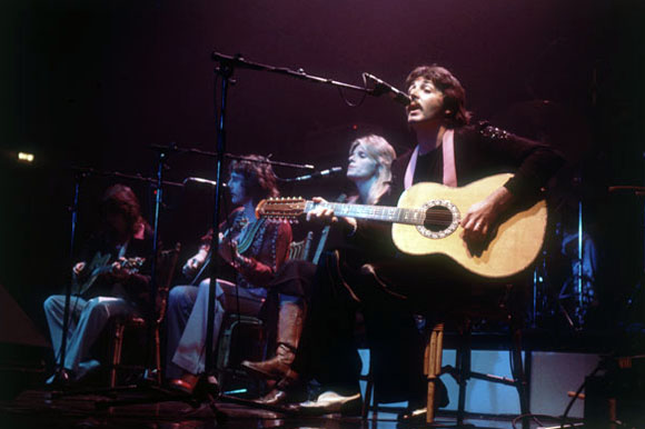 Paul McCartney & Wings : Rockshow (1975/1976)