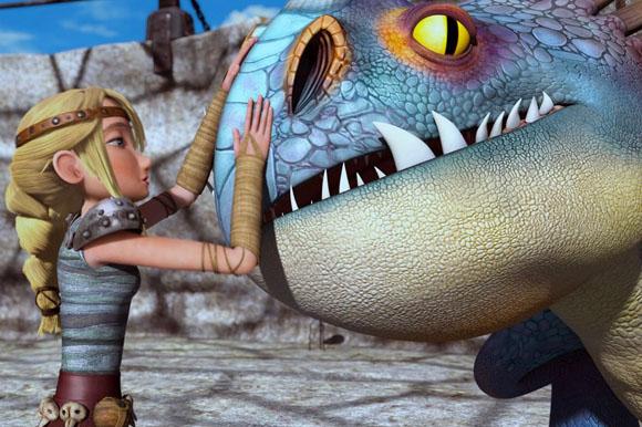 Dragons, cavaliers de beurk saison 1 (2012)