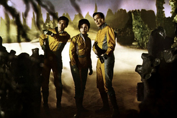 La planète des vampires (1965)