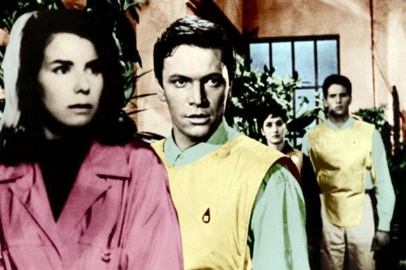 La planète des hommes perdus (1961)