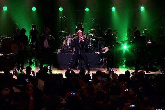 Johnny Hallyday : Born Rocker Tour (2013)