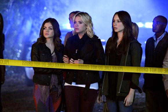 Pretty Little Liars saison 3 (2012)