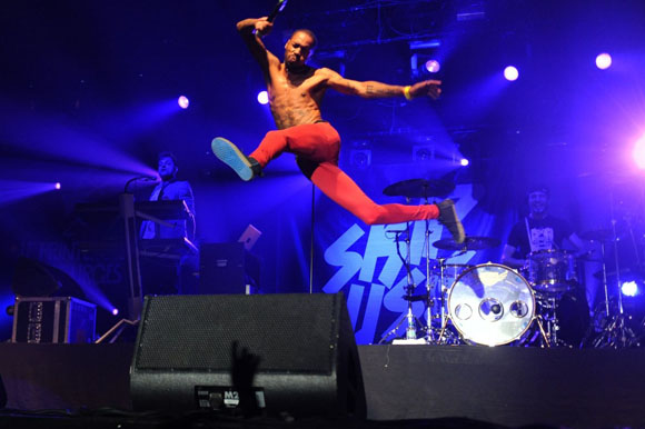 Skip the Use : Little Armageddon Tour (2014)