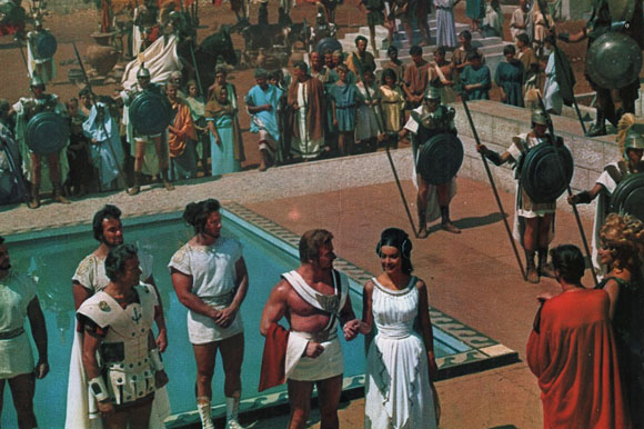 Le grand défi : Hercule, Samson, Maciste, et Ursus, les invincibles (1964)