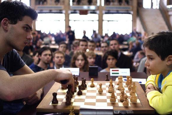 Le tournoi (2015)