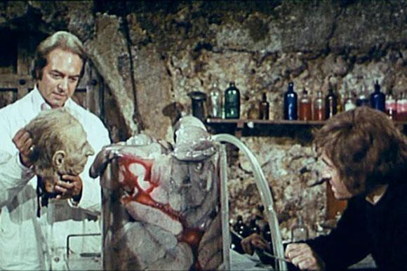 Le bossu de la morgue (1973)
