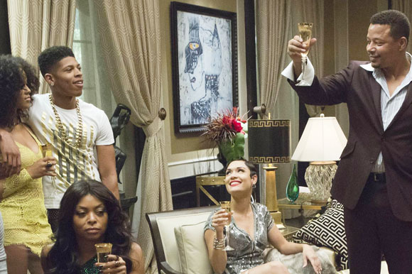 Empire saison 1 (2015)
