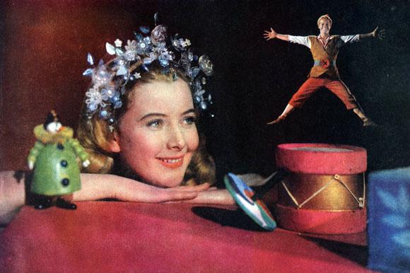 Les aventures de Tom Pouce (1958)