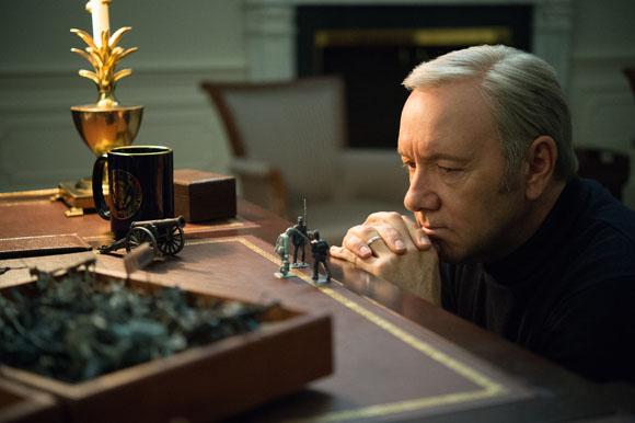 House of Cards saison 4 (2016)