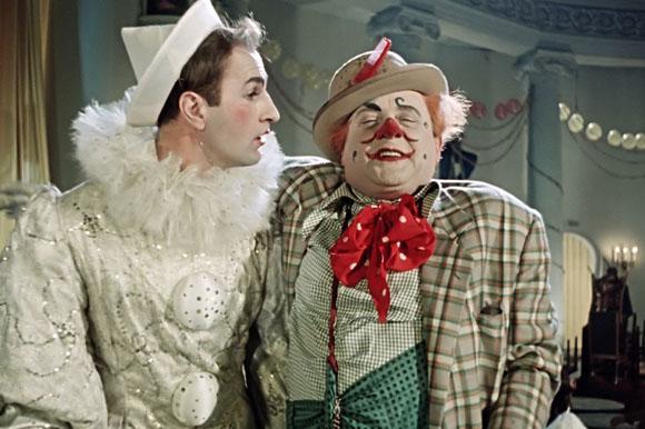 La nuit de carnaval (1956)