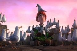 Justin et la légende des chevaliers (2015)