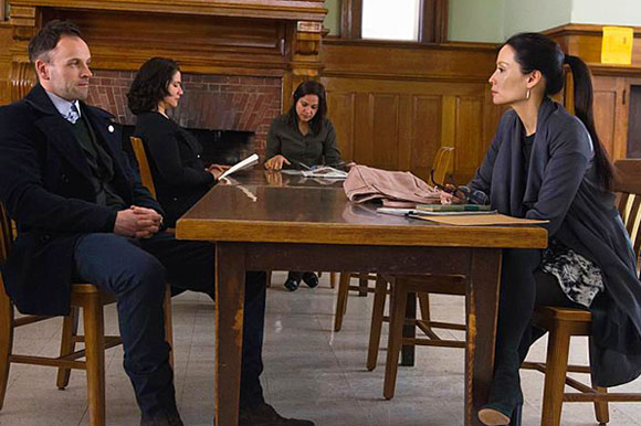 Elementary saison 3 (2014)