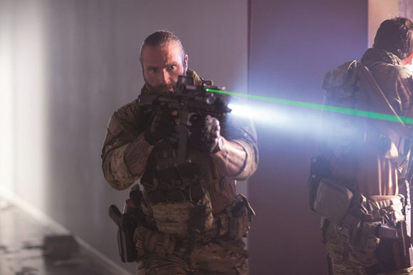 Navy Seals Battle for New Orleans (2015)